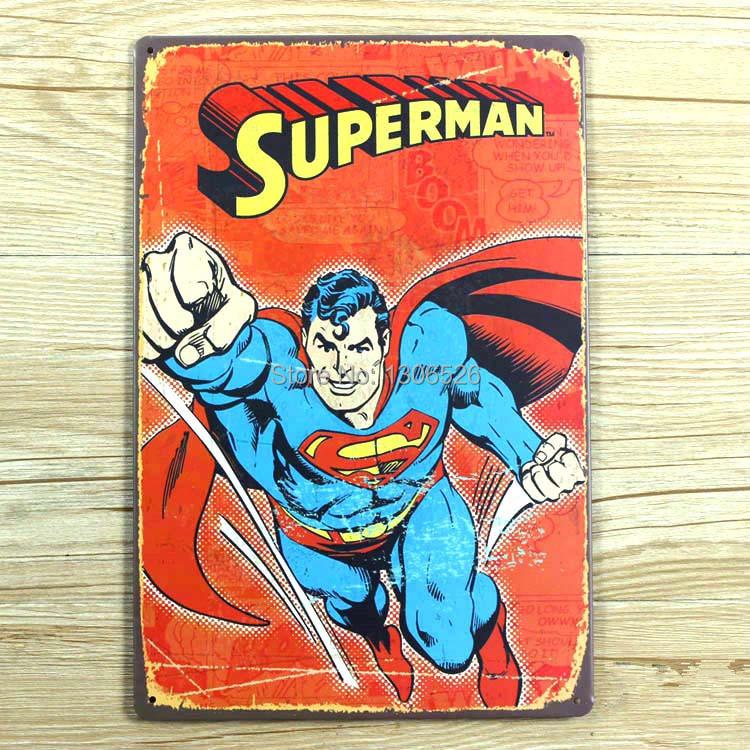 Vintage Superhero Wall Art Www Imgkid Com The Image