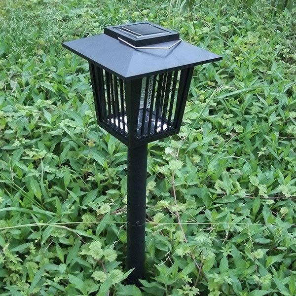 led solar light outdoor garden decoration lamp outdoor lighting black for garden light plastic. Black Bedroom Furniture Sets. Home Design Ideas