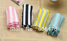 mu1222 comfortable striped muslim oversleeve women's arm warmers cotton sunscreen arm cover  free shipping by EMS or FEDEX(China (Mainland))