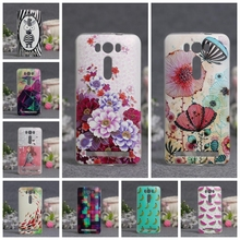Phone Case Soft TPU Cover for Asus ZenFone 2 Laser ZE500KL 5.0 inch Silicon Case Luxury Printing Case For ASUS Zenfone ZE500KL(China (Mainland))
