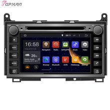 """7"""" Quad Core Android 5.1 Car GPS For TOYOTA Venza 2008- With DVD Radio Map Stereo Video 16Gb Flash Mirror Link Free Shipping"""