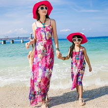 Summer Dress Mom And Daughter Dresses Plus Size Dress Summer Women Dress Plus Size In Summer Shipping Free
