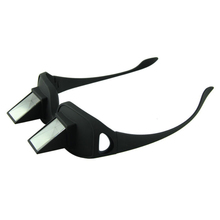 Amazing Lazy Creative Periscope Horizontal Reading TV Sit View Glasses On Bed Lie Down Bed Prism Spectacles The Lazy Glasses(China (Mainland))