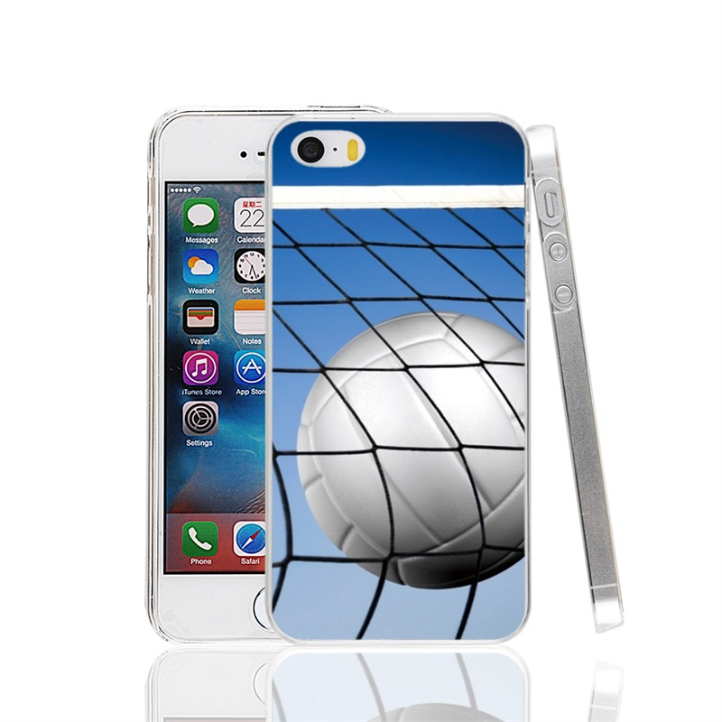 22489 Volleyball On Net Cover cell phone Case for iPhone 4 4S 5 5S SE 5C 6 6S 7 Plus(China (Mainland))