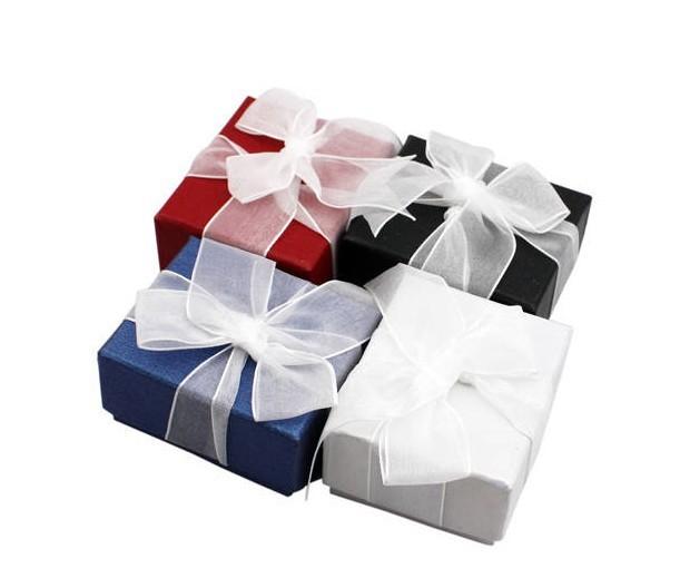 OPK JEWELRY RING BOX , jewelry case box,jewelry bag,jewelry box Color send Random!!! 129