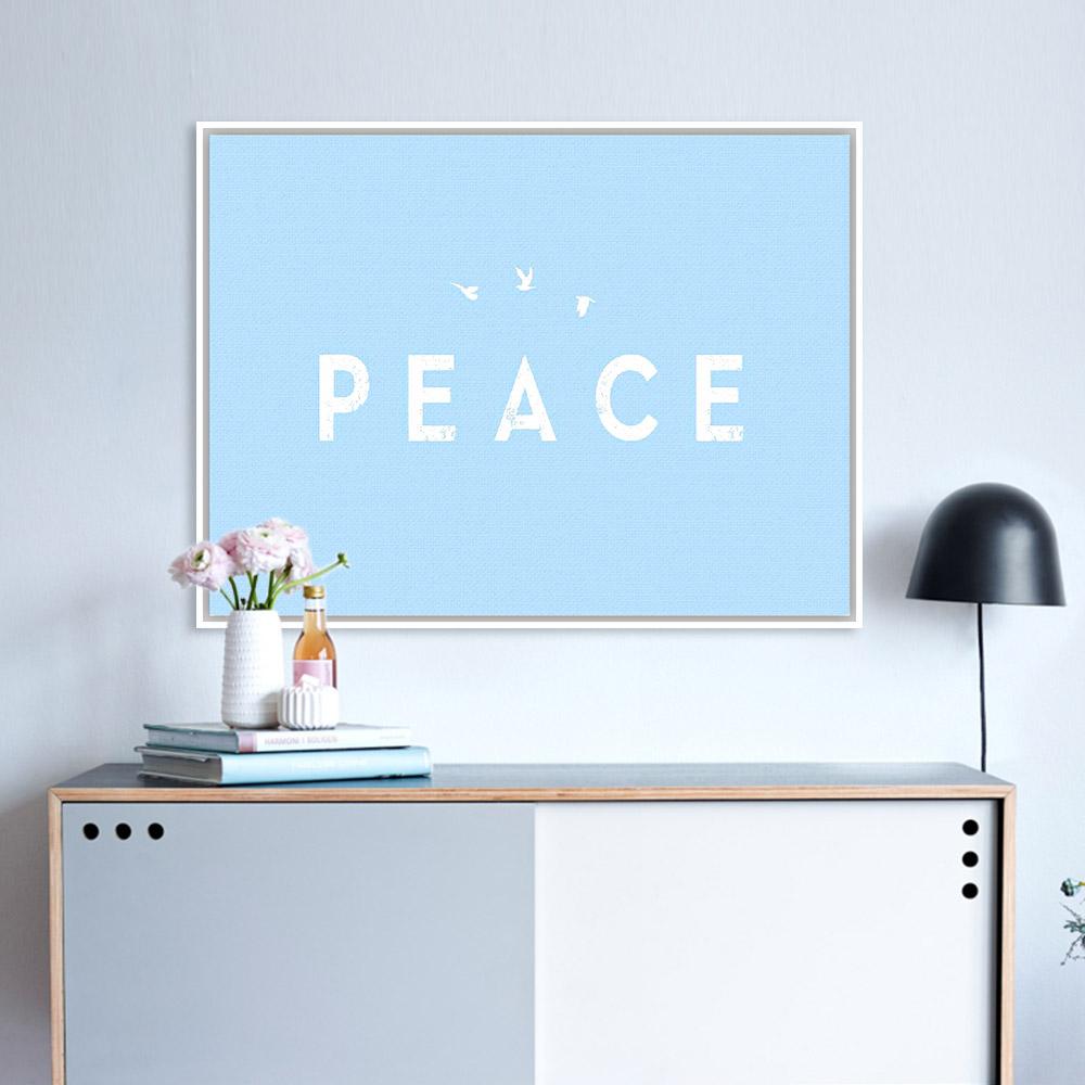 Achetez en gros la paix citation en ligne des grossistes for Art minimaliste citation