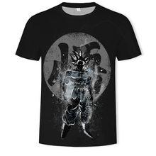 Мужская футболка Новинка; Лидер продаж семь, шар дракона серии 3D цифровая печать Для мужчин, футболка с коротким рукавом «Игра престолов» фу...(China)