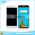 100 Original For Huawei Ascend G7 LCD Screen Display with touch screen digitizer assembly white free