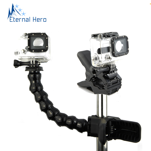 Штатив Eternal Hero Gopro Flex Gopro Hero HD 1 2 3 3 For Gopro 1/2/3/3+ штатив digital boy 2015 gopro flex gopro gopro hero 3 3 2 1 gp144