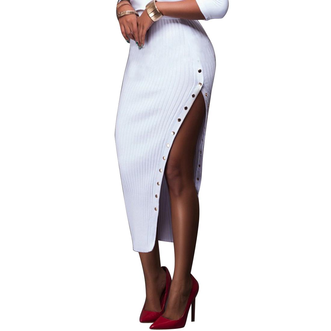Online Get Cheap High Waisted White Pencil Skirt -Aliexpress.com ...