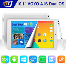 New 10.1″ Voyo A1S Dual Boot OS Tablet PC Intel Z3735F 2GB 32GB Windows 8.1+Android 4.4 IPS 1280*800 HDMI Dual Camera Tablets