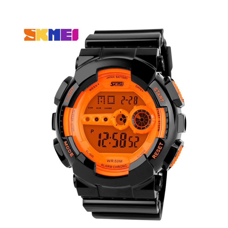 Watches Men Skmei Luxury brand Digital Watch reloj hombre fashion casual Outdoor Sport wristwatch relogio masculino clock 1026<br><br>Aliexpress