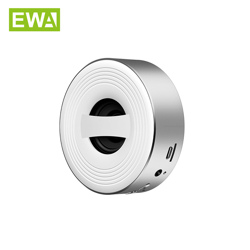 EWA Y013 Untrl thin Metal Bluetooth Speaker Portable Pocket Sound box Stereo Support Handsfree TF Card For iPhone5 Xiaomi(China (Mainland))