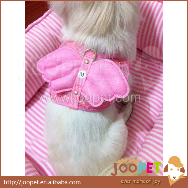 New Arrival Nylon Mesh Angel Cat Harness and Leash Pet Dogs Cats Harness Lead Free&Drop Shipping(China (Mainland))