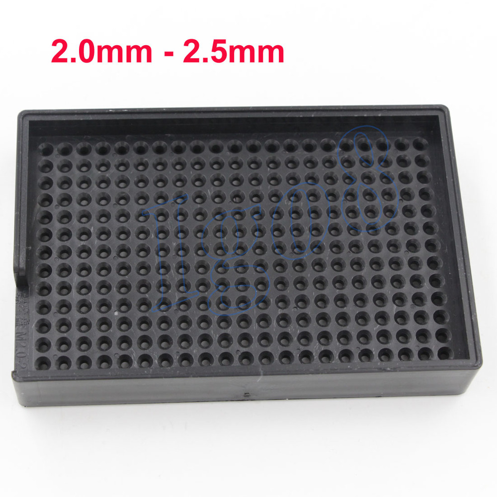 2PCS 2.0-2.5mm Screw Tray Holder Plastic Screw Tray on Sales(China (Mainland))