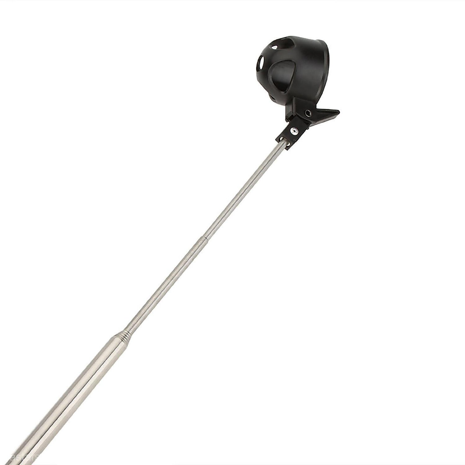 LGFM-Brand New Retractable Steel Saver Telescopic Golf Ball Antenna Picking up the ball Pole(China (Mainland))