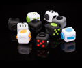 Super recommended 11 Colors Fun Fidget Cube Toy Dice Anxiety Attention Anti stress Puzzle Magic Relief