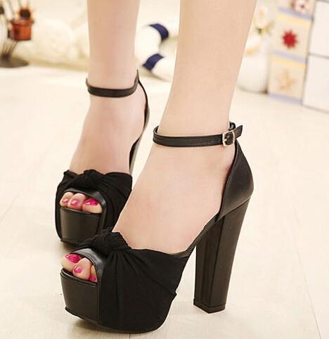 sexy woman Peep toe women platform sandals new sandal spring summer high heels pumps shoes heels clubwear ladies shoesWSH422(China (Mainland))