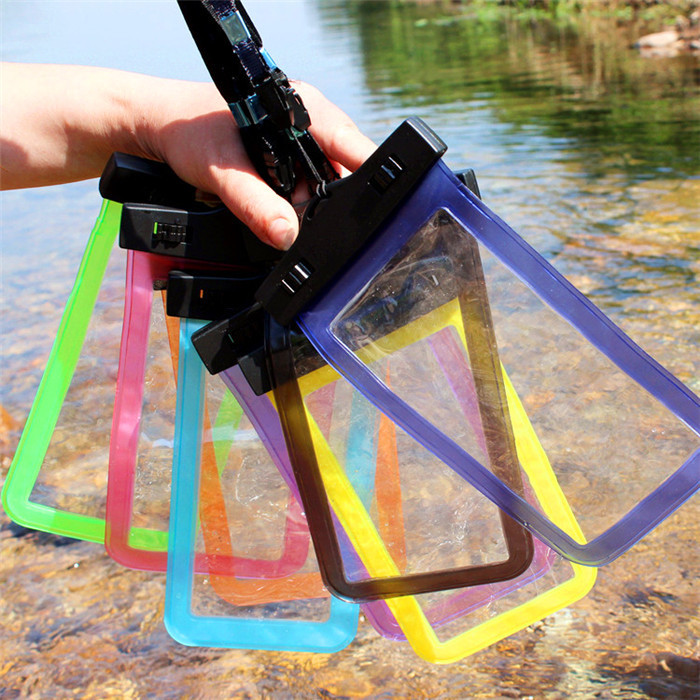 2015 Top Selling Universal Waterproof Bag Case Water Proof Diving Bags Out door WaterProof Pouch Mobile Phone Case For iphone5(China (Mainland))
