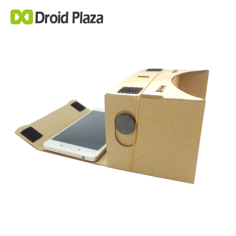 Google Cardboard VR BOX 3D VR Glasses Virtual Reality VR Mobile Phone 3D Games And 3D movies for 4.7-5.5 inch Smartphone(China (Mainland))