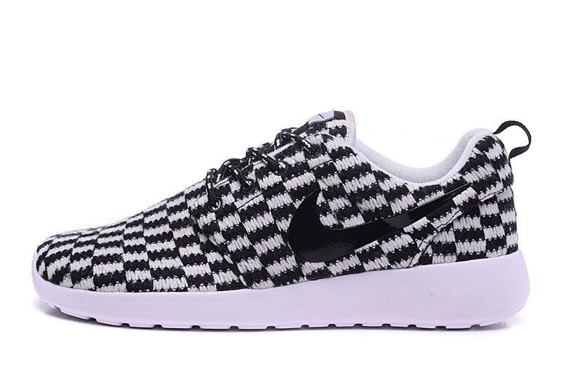 Nike Roshe Run Yeezy Knitting men Running Shoes Original Outdoor Shoes Free Shipping(China (Mainland))
