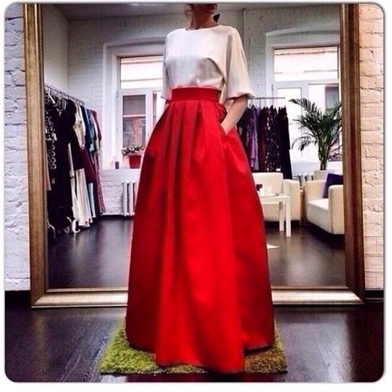 Online Buy Wholesale formal long skirts designs from China formal ...