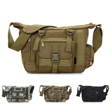 Hot sale outdoors casual military tactical style ACU CP camouflage army green bag hiking travelling sport army duffel bags