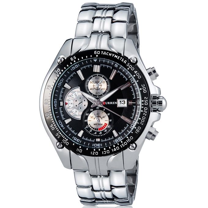 CURREN 8083 мужчин случайные спортивные часы