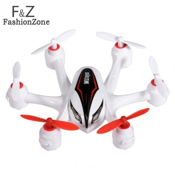 Q272 Мини Drone WLtoys 2.4 Г 4CH 6 Оси Q272 Hexacopter RC Пульт Дистанционного Управления Вертолетом Игрушки Мальчик Подарки Бесплатная Доставка