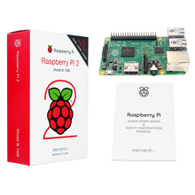 Raspberry Pi 2 Model B 1GB RAM 900Mhz Quad Core ARM Cortex A7 Element 14 6 Times Faster than Model B+