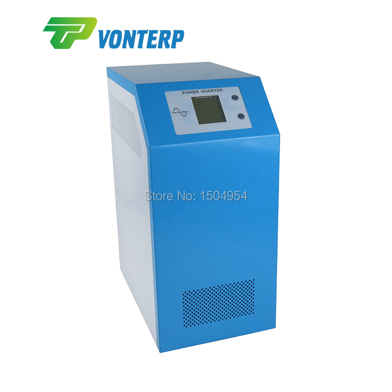 Dc 24v to ac 220v  50hz  2000w pure sine wave inverter /24v 2000w solar inverter