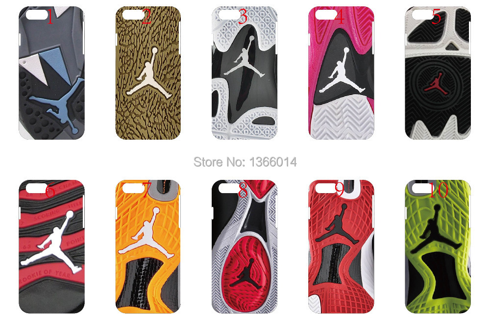 Jordan sales Plastic Hard Cell Phone Cover Cases iPhone 6(4.7 inch) - Factory Outlet cell phone store