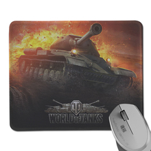 New World of tanks mouse pad Hot sales mousepad laptop mouse pad notbook computer gaming mouse pad gamer play mats(China (Mainland))