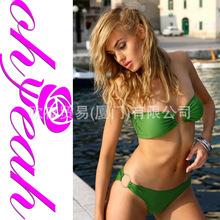 2016 Sale Solid Biquini Funny Swimwear Men Ohyeah Sexy Bikini Beach Swimsuit Girls Gather Steel Ring Factory Direct Wholesale (China (Mainland))