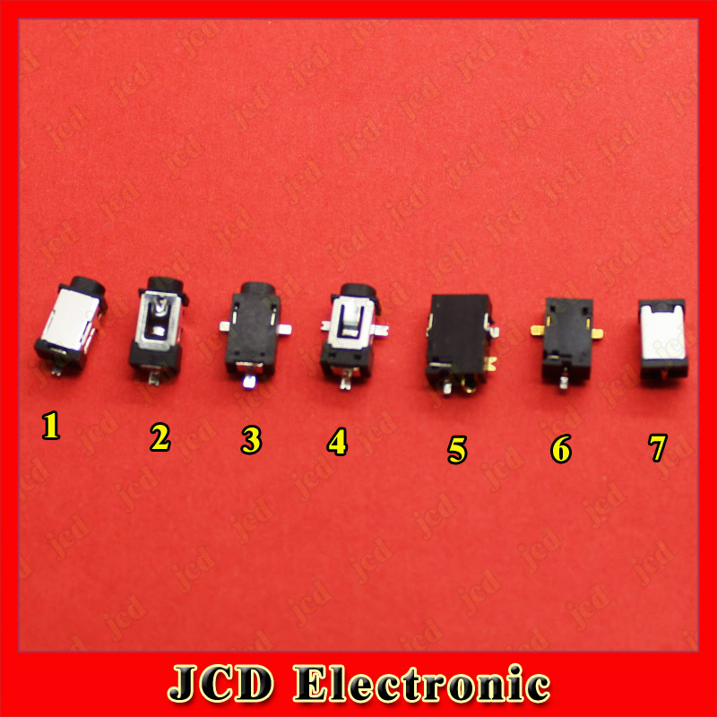 7models Tablet computer DC Jack DC2.5*0.7 Power Connector(China (Mainland))