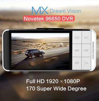 Видеорегистратор ANYTEK AT66A Novatek FHD1080P, угол обзора 170 градусов, возможность подключения GPS, поддержка русского языка подключения GPS трекера.