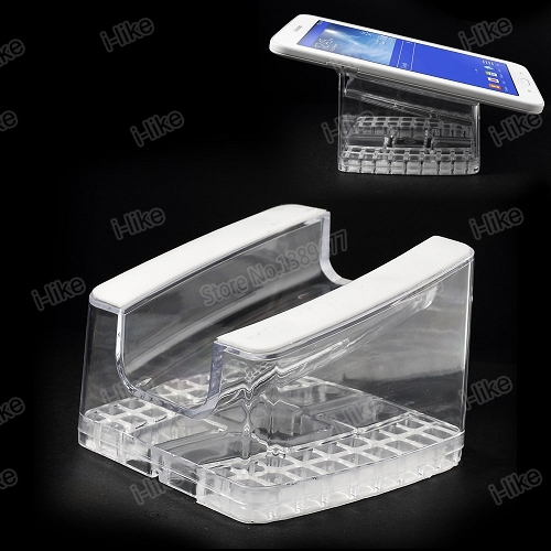 free shipping 1pc Acrylic Display Holder Stand for Samsung Sony etc Tablet PCs(China (Mainland))