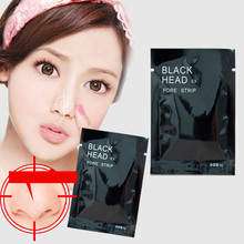 Buy 7pcs/lot Face Care Nose Facial Blackhead Remover Mask Minerals Pore Cleanser Black Head EX Pore Strip for $1.38 in AliExpress store