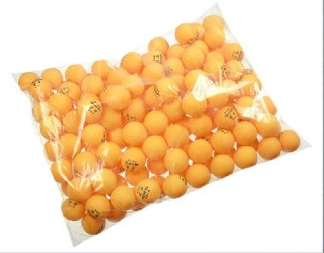 AOYING 3-Star 40mm Olympic Table Tennis Balls Ping Pong balls Orange(China (Mainland))