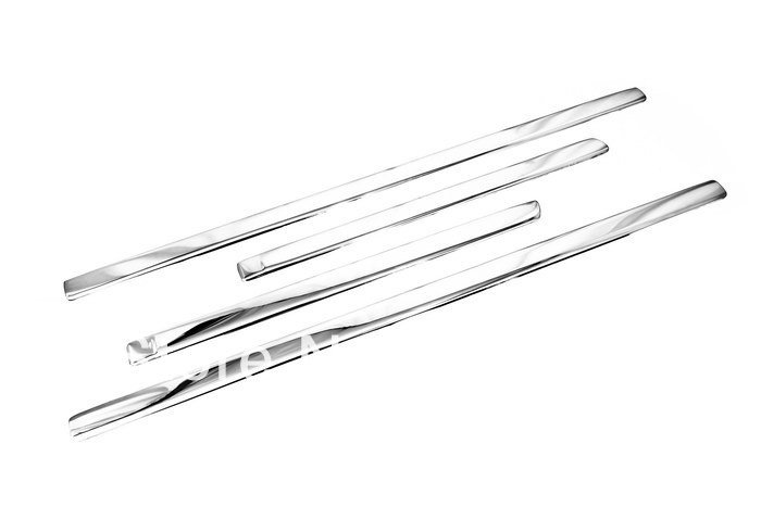 Chrome Side Door Molding Trim for Ford Euro Focus MK2 05-08<br><br>Aliexpress