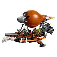 Ninjagoed Voador Mecha Dragão Modelo de Blocos de Construção Tijolos Brinquedos Ninja Figuras de Ação Modelo Brinquedos Presentes Com(China)
