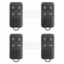 Buy DIYSECUR K6 Wireless 433Mhz Keyfobs Remote Control Related Home Alarm Home Security System Black for $18.31 in AliExpress store