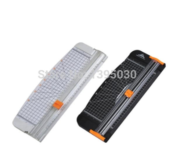 Buy Free Shipping By DHL JLS-909 Portable Paper Trimmer & Ruler A4 Paper Cutting Machine Paper Cutter, Paper Cutting Knife cheap