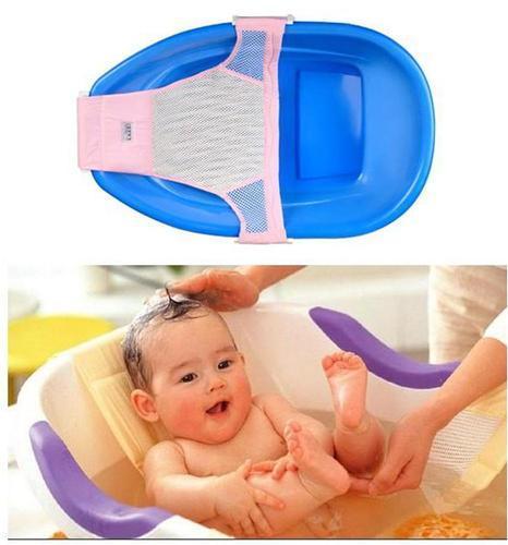 Ванная кровать Мягкая круто-устойчивая ванна  Тарелка душа Детское кресло ванны ...
