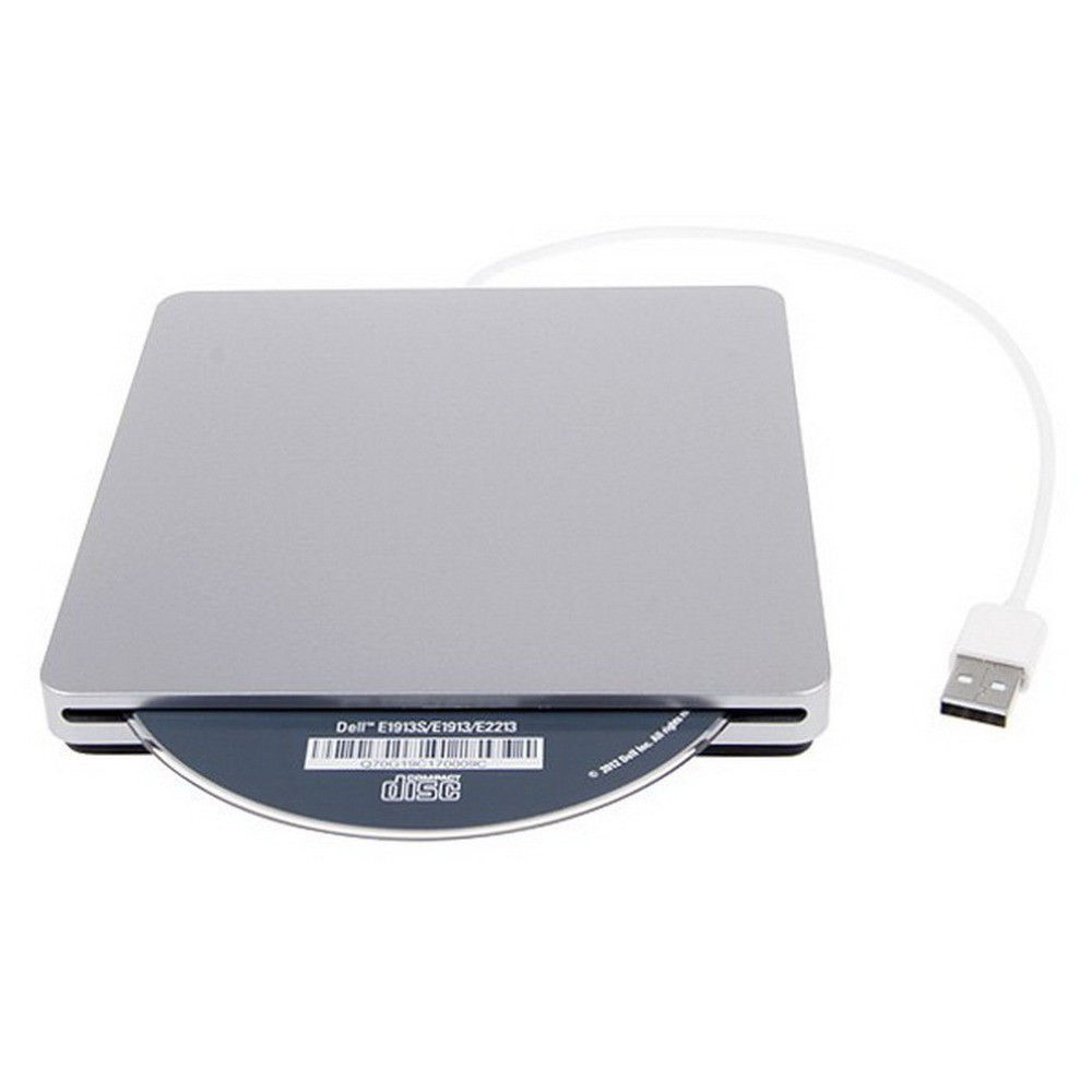USB External Slot in DVD CD Drive Burner Superdrive for Apple MacBook Air Pro Top Quality(China (Mainland))