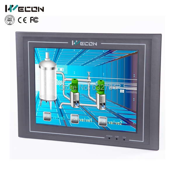 """Wecon 10.4"""" advanced grade industrial tablet pc android wince and linux system support(China (Mainland))"""