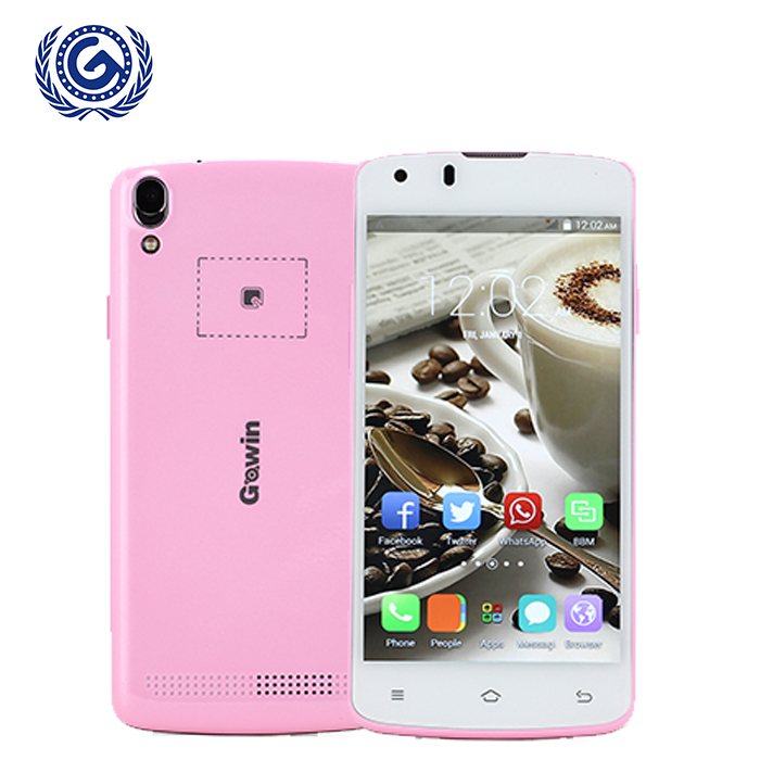 New Arrvial 3G Mobile Phone Gowin A2 4.5inch Dual core Dual Standby MTK6572 512RAM 4G ROM 2MP Camera CapacityWakeup BackControl(China (Mainland))