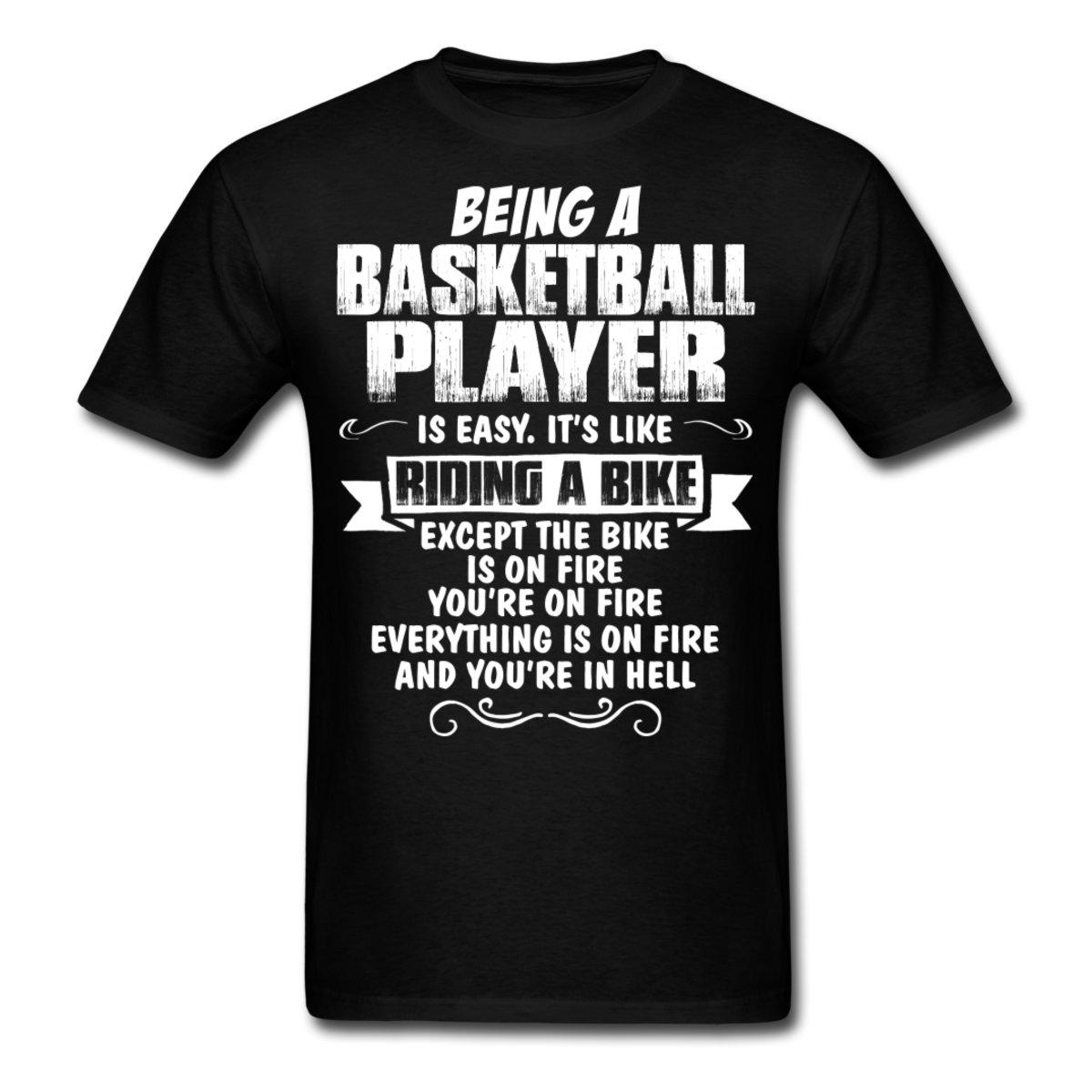 cool basketball t shirt designs