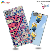 Buy Sony Xperia Z5 Compact case,Fashion Painted High Hard PC back cover case Sony Xperia Z5 Mini Hot Selling for $3.43 in AliExpress store