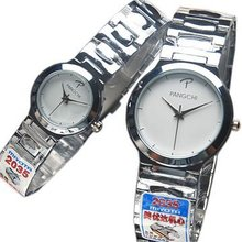 Couple watches a pair of tables free shipping fashion watches Korean men watch students watch fashion